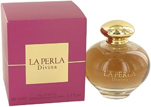 La Perla Divina Perfume Eau De Parfum Spray for Women 2.7 oz