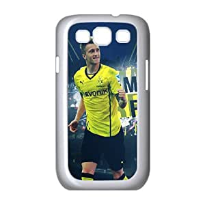 Samsung Galaxy S3 I9300 Phone Case for Classic theme BVB 09 Marco Reus pattern design GQCTMRS760603