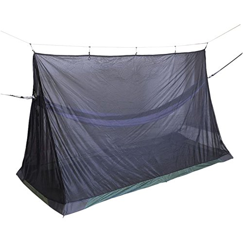 Eagles Nest Outfitters ENO Guardian Base Camp Bug Net, Black, One Size
