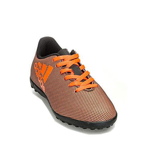 Enfant adidas Chaussures X TF de 4 Football Compétition Noir Mixte 17 4zZxWwn4