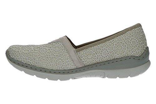 Rieker Damen Slipper L3260 60: : Schuhe & Handtaschen