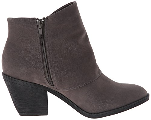Blowfish Women's Suba Ankle Bootie Grey Fawn Polyurethane XZuzbLKk