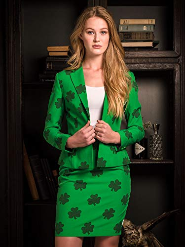 Opposuits Traje L 44 San Lucky Mrs Mujer Generique Patricio SfqwI4AI