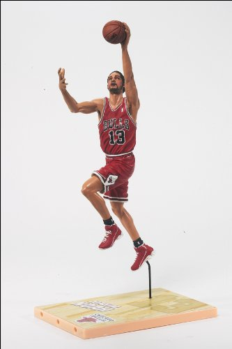 McFarlane Toys NBA Series 23 Joakim Noah Action Figure