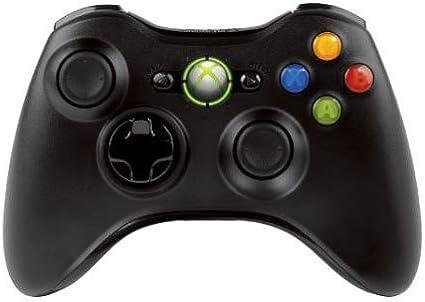 Microsoft - Mando Inalámbrico, Color Negro (PC, Xbox 360 ...