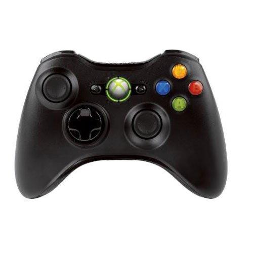 - Xbox 360 Wireless Controller for Windows with Windows Wireless Receiver