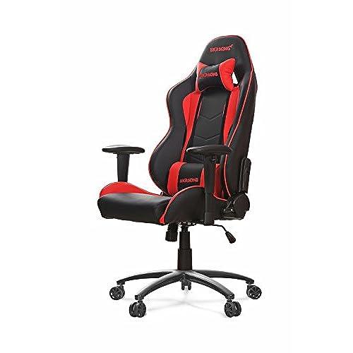 Akracing AK 5015 Nitro Ergonomic Series Racing Style Gaming Office Chair    Black/Red