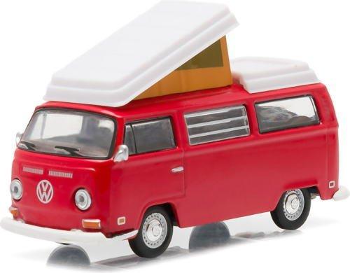 1/64 1968 Volkswagen Type 2 (T2B) Camper Van (Hobby Exclusive) 29835