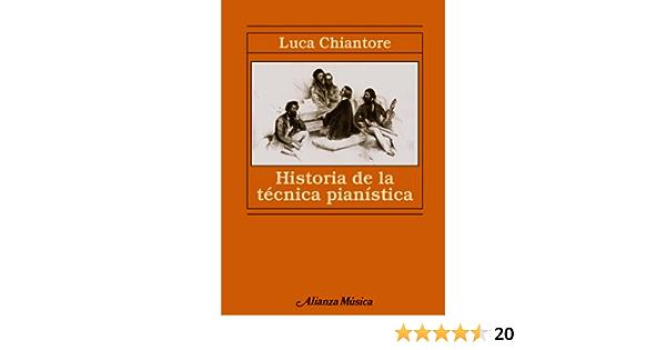 Historia de la técnica pianística: Un estudio sobre los ...