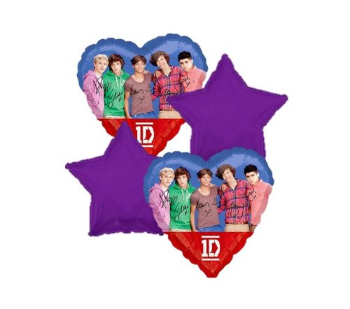 one direction balloons - 9
