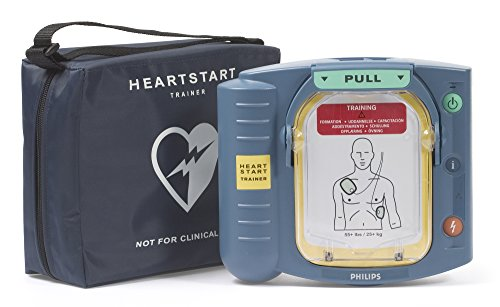 Philips HeartStart M5085A Onsite - Training Defibrillator