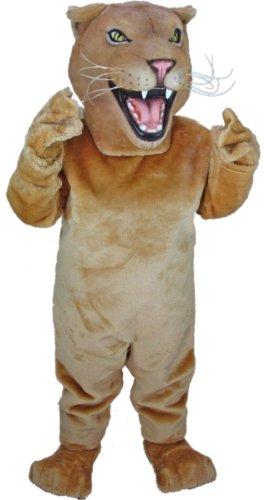 Lioness Mascot Costumes - Lioness Mascot