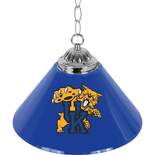 Trademark Gameroom University of Kentucky Wildcats Single Shade Bar Lamp, -