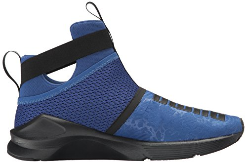 Puma Kvinna Hård Rem Wns Cross-trainer Sko True Blue-puma Black