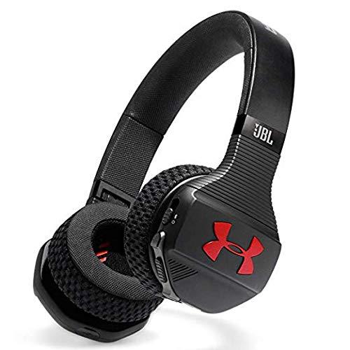 JBL Under Armour Black & Red Sport Wireless Train On-Ear Headphones