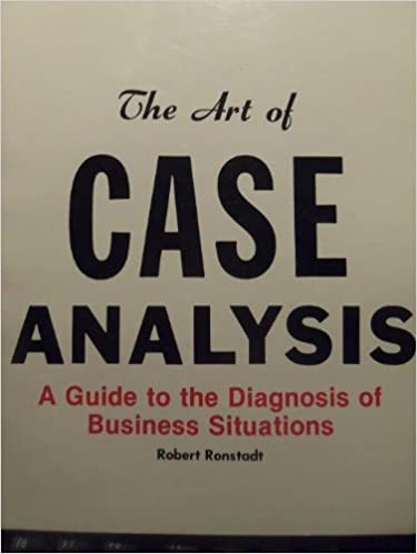 case analysis guide