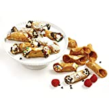 Norpro Stainless Steel Mini Cannoli Form, Set of 12