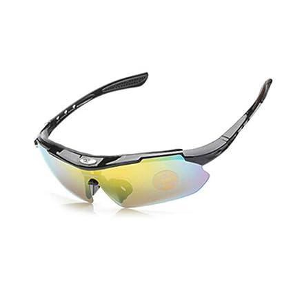 JXL Montando Gafas Gafas De Esquí Lluvia Ligera Y Vidrios A Prueba De Polvo Gafas De