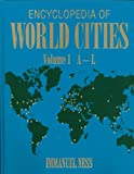 Encyclopedia of World Cities, Ness, Immanuel, 0765680173