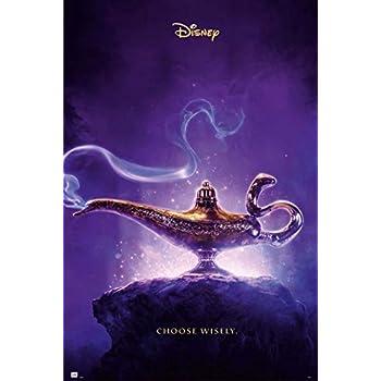 Amazon.com: Aladdin 2019 - Disney Movie Poster (Teaser ...