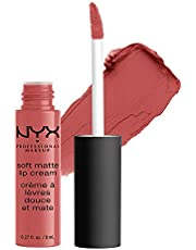 Labial mate, Soft Matte Lip Cream, Nyx Professional Makeup