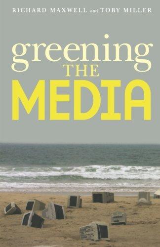 Greening the Media