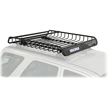 Amazon Com Yakima Loadwarrior Rooftop Cargo Basket For