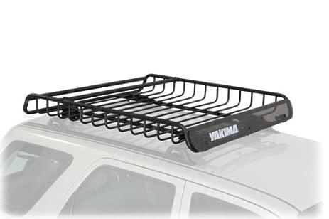 Charming Yakima MegaWarrior Rooftop Cargo Basket