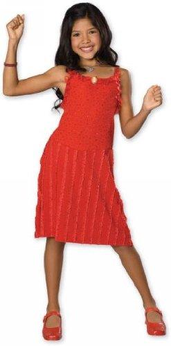 Gabriella Child Costume - Large (12-14) (Gabriella High School Musical Costume)