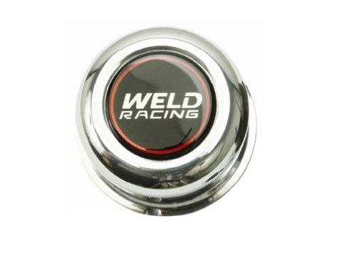 Weld-Racing-P605-5083-Polished-318-OD-x-325-Tall-Push-Thru-5-Lug-Replacement-Center-Cap