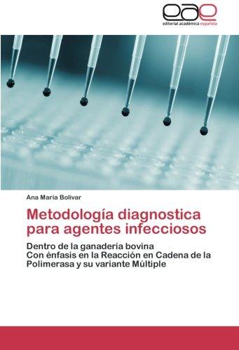Descargar Libro Metodologia Diagnostica Para Agentes Infecciosos Bolivar Ana Maria