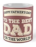 Best A Mug To Keep TM Mom In The World Mugs - Happy fathers day to the best dad in Review