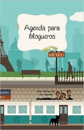 Agenda para blogueros: interior blanco y negro (Encargos ...