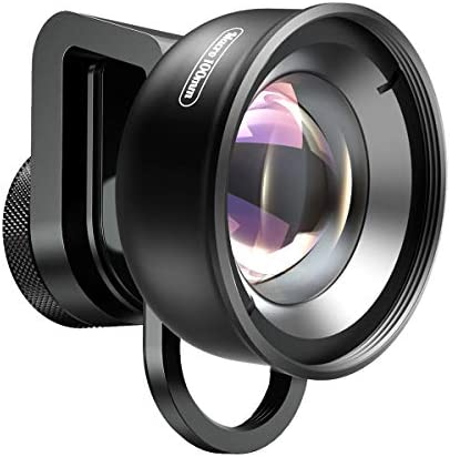 Apexel - Lente Macro para iPhone X/8/8plus/7/Plus Samsung Galaxy ...