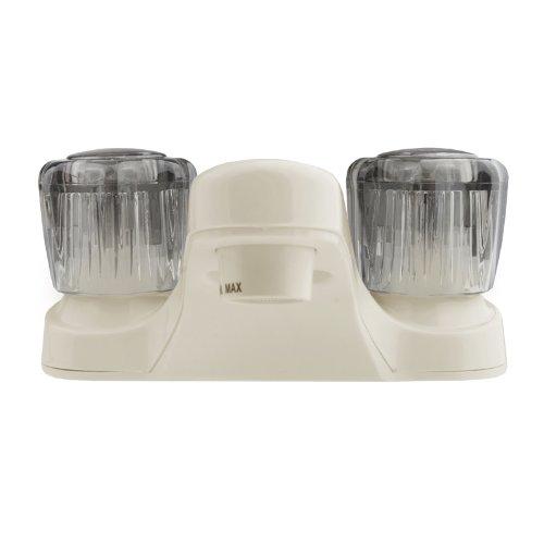 Amazon.com: Dura Faucet (DF-PL700S-BQ) Two Handle RV Lavatory Faucet ...