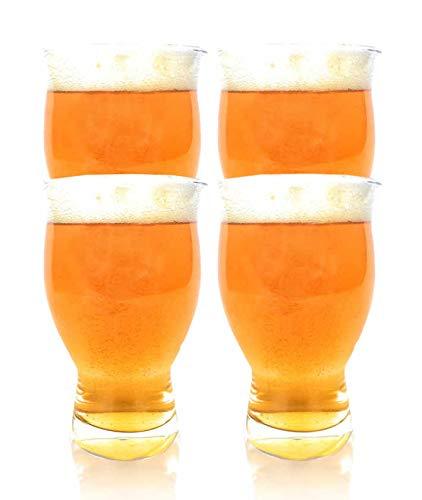 4 Pack Ulitimate Beer Glasses - 16oz