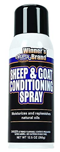 Weaver Leather Sheep and Goat Conditioning Spray