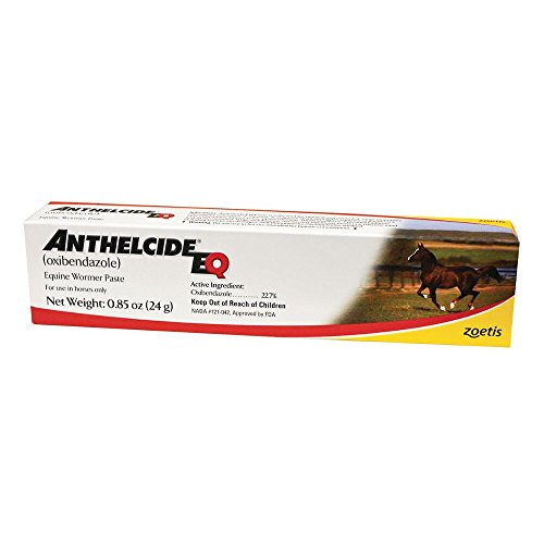 Pfizer Anthelcide EQ Horse Paste Wormer