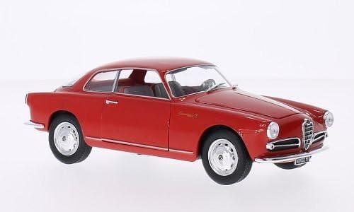 SpecialC.-19 1:24 Fertigmodell Modellauto 1954 Alfa Romeo Giulietta Sprint rot