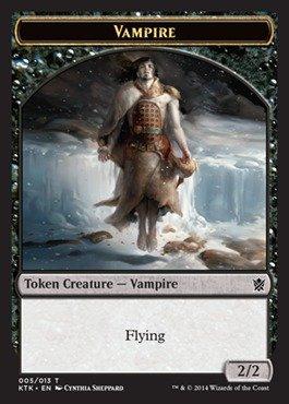 Magic The Gathering - Vampire (005/013) - Khans of Tarkir