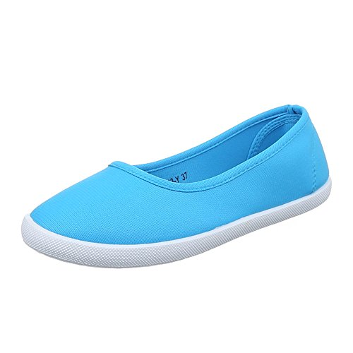 Ital-Design - Zapatos Mujer Azul - azul