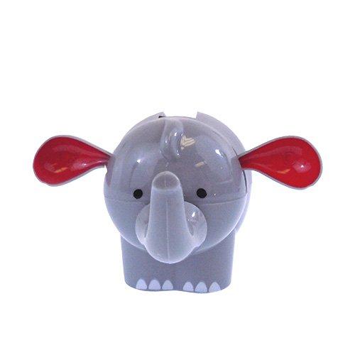 1 X Solar Powered Dancing Elephant