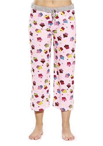 6331-10009-M Just Love Women Pajama Capri Pants / Sleepwear