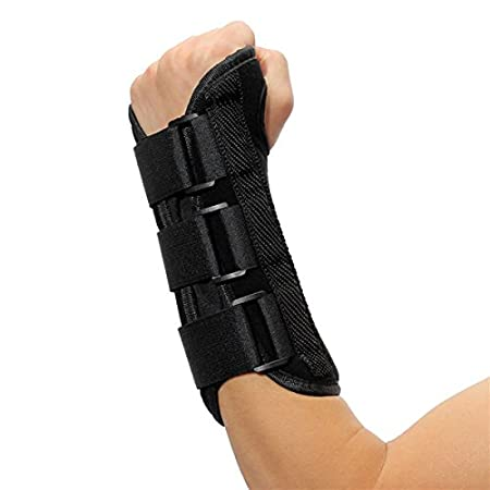 Adahill(TM) Carpal Tunnel Medical Wrist Support Brace Support Pads Sprain Forearm Splint Band Strap Protector Safe