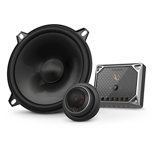 Way System (Infinity REF-5020cx 195W Reference Series 2-Way Component System with Edge-Driven Textile Tweeters, 5-14