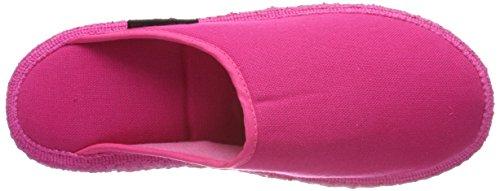 Giesswein Women's Phoenix Open Back Slippers Pink (Himbeer) 3vMtj2
