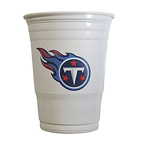 NFL Tennessee Titans Game Day Cups, 18 oz, Multicolor (Game Day Cup)