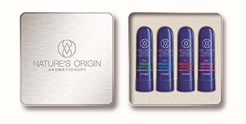 Nature's Origin™ Aromatherapy Travel Kit with Scents ()