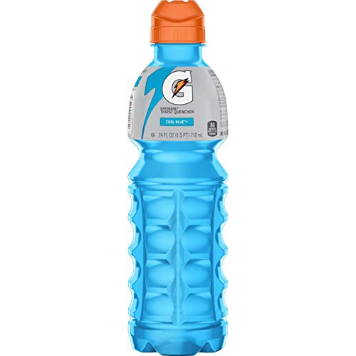 Gatorade 24 Oz Mainline Cool Blue - 24 Pack by Gatorade (Image #1)