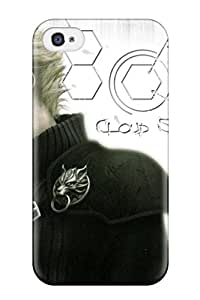 Premium [DYDFIcm5035kUYHO]cloud Strife Case For Iphone 4/4s- Eco-friendly Packaging